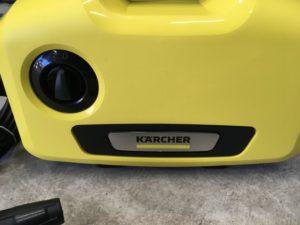 住宅街の洗車でも安心して使える静音モデル『ケルヒャーK2サイレント』プライベーターが使う高圧洗浄機...