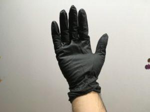 MG製 最強のニトリルグローブ 洗車・ケミカルを使う時は『ニトリル手袋』で保護して作業しよう