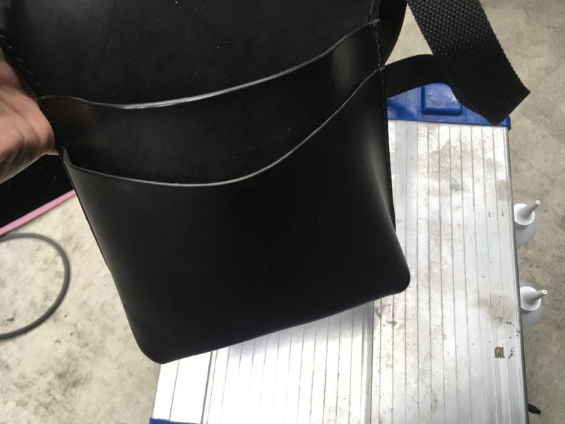 オリジナルディテイリングバッグ