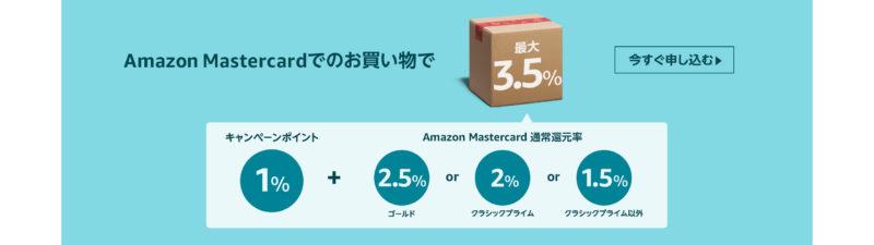 Amazonカードお得
