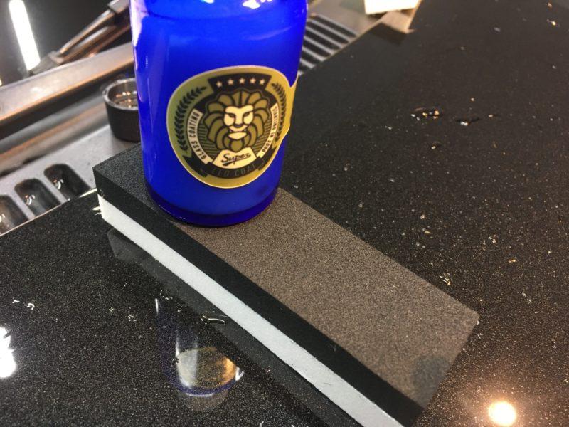 レオコート ガラスコーティング