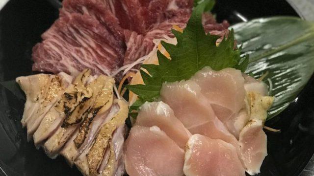 夢叶屋の肉メニュー