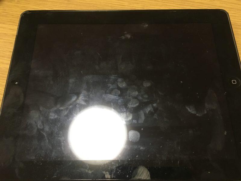 iPad アイケア施工